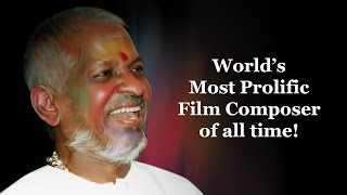 World's Most Prolific Film Composer Ilayaraja, Shares His Secret of Success