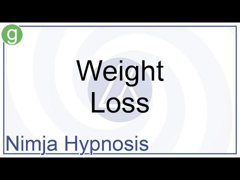 Hypnosis - Weight Loss
