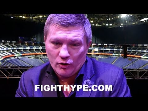 RICKY HATTON DESCRIBES MAYWEATHER'S UNDERRATED INSIDE FIGHTING; REACTS TO MMA TALK (видео)
