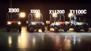 7. RTV-X Series Utility Vehicles