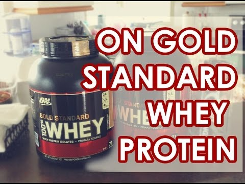 Optimum Nutrition Coffee and Mocha Cappuccino Gold Standard Protein Review