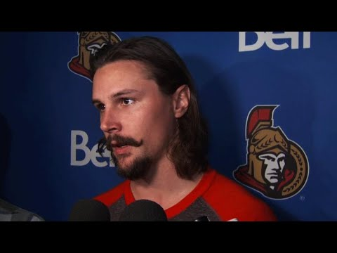 Video: Karlsson not worried about who he plays with on defence