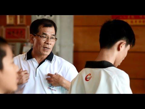 東大體中跆拳道隊