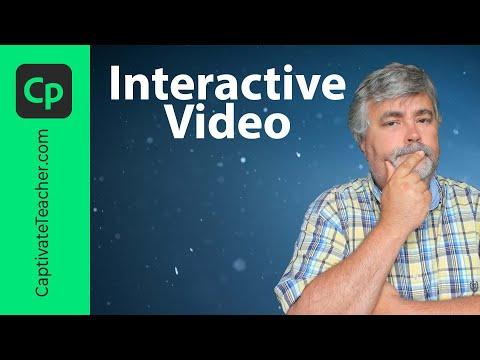 Interactive Video in Adobe Captivate 2019