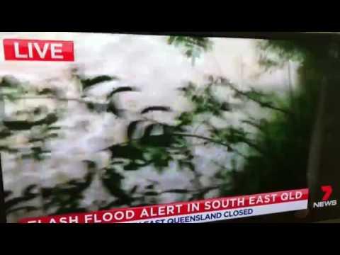 Australiassa otetaan ilo irti tulvasta
