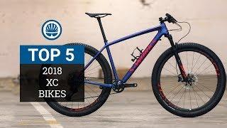 1. Top 5 - XC Mountain Bikes 2018