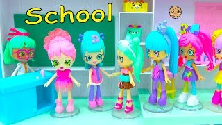 The Shoppies dolls are ready to go back to school! Its the Shopkins Happy Places Happyville High School! 4 rooms to decorate with the additional packs to create the classrooms like gym class, lunch cafeteria, science class and art class! Don't miss Part 1: https://youtu.be/D_0zmGbIaNEFREE Subscription Never miss a video!  Click here : http://bit.ly/1RYkDF6Watch More Cookie Swirl C  Toy Videos from Playlist:Limited Edition Found! Shopkins Petkins Happy Places Season 3 Surprise Blind Bags https://youtu.be/cJRkXxKhi7sColor Changing Nail Polish Painting Shopkins Happy Places Shoppies Doll - DIY Craft Video https://youtu.be/TAXxRzRfXFUBox Of Happy Places Shoppies Dolls with Exclusive Shopkins Petkins + Surprise Blind Bags https://youtu.be/19ZhEaUOQPICanterlot High School Dance My Little Pony Equestria Girls Minis Dolls MLP Rainbow Dash + More  https://youtu.be/PTAEptiUSmsSCHOOL SPIRIT Ever After High Dolls Apple & Raven Set and Shopkins Season 3 Blind Bag Unboxing https://youtu.be/x2468Bghy-M◕‿◕Who Is Cookieswirlc - a unique channel bursting with fun, positive, happy energy featuring popular videos on Disney Frozen, Princesses, Littlest Pet Shop LPS, Shopkins, mermaids, My Little Pony MLP, LOL Surprise baby dolls, Lego, Barbie dolls, Play Doh, and much muchy more!!! Everything form stories, series, movies, playset toy reviews, hauls, mystery surprise blind bag openings, and DIY do it yourself fun crafts!www.cookieswirlc.com◕‿◕You rock cookie fans! I'll see you in my next video! - Cookie Swirl C
