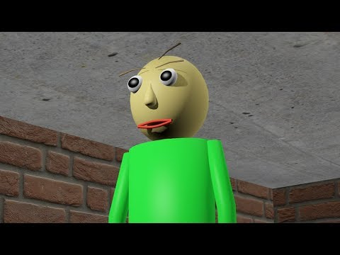 How to complete Baldi's Basics