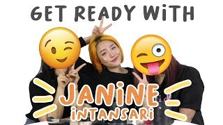 Video Get Ready with Janine Intansari! | Female Daily MP3, 3GP, MP4, WEBM, AVI, FLV November 2018