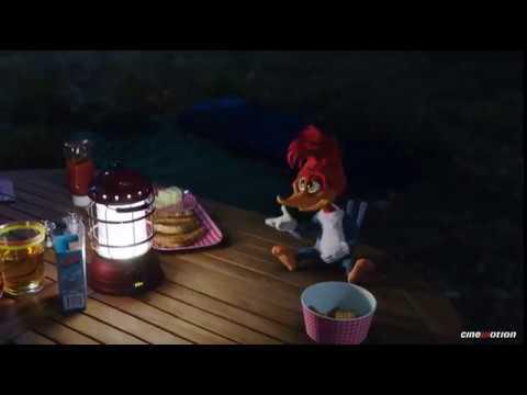 Woody Woodpecker 2017 animation reel