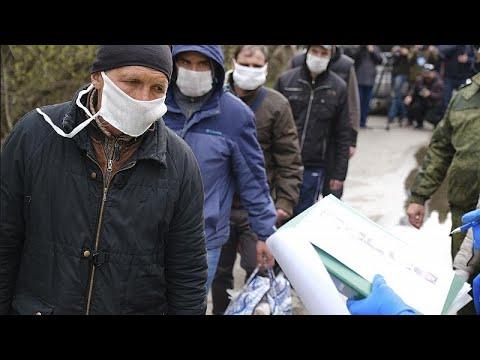 Ukraine: Nach Videokonferenz kaum Fortschritte im Ukraine-Konflikt