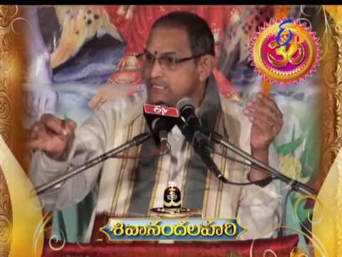 Shivanandha lahari | Aradhana | 14th October 2016 | ETV Telugu