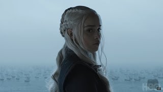 Stormborn airs Sunday July 23rd @ 10:00 pm Eastern on HBODaenerys (Emilia Clarke) receives an unexpected visitor. Jon (Kit Harington) faces a revolt. Tyrion (Peter Dinklage) plans the conquest of Westeros.MY BREAKDOWNhttps://youtu.be/FAv4oiOtsOw