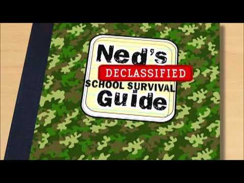 Ned's Declassified School Survival Guide Intro Svenska