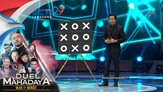 Video DUEL MAHADAYA - Master Joe Memainkan Tictactoe [12 Agustus 2018] MP3, 3GP, MP4, WEBM, AVI, FLV Desember 2018