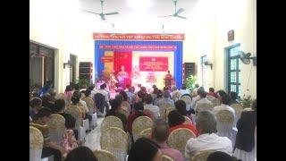 Ngày hội Đại đoàn kết toàn dân khu 4, phường Quang Trung
