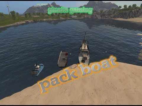 Pack boat final