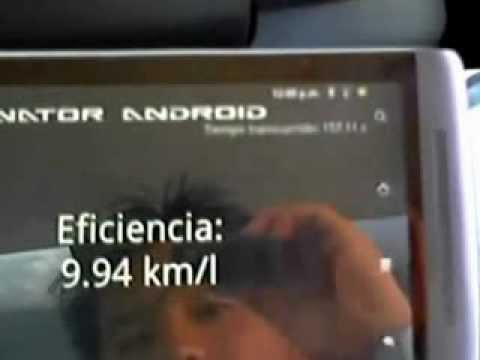 Video of Scanator Android (OB2)