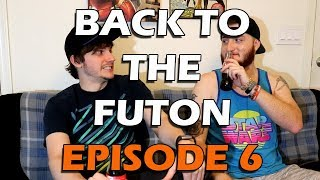Back to the Futon Episode 6: Offensive Comedians, Spiderman, Switch Ports