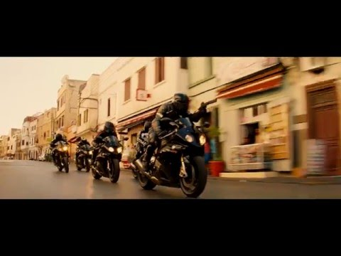 MISSION: IMPOSSIBLE - ROGUE NATION | On Blu-ray Tuesday (HD)