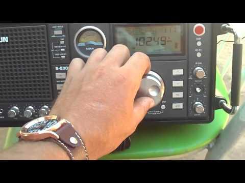 102.5 MHz  Radio Vale  FM  de São Luiz de Montes Belos - GO ♫ (●) ♫ ♪♪ DX desde Buriti de Goias GO