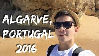 Albufeira Portugal  city photos : ALBUFEIRA, PORTUGAL TRIP - APRIL 2016.