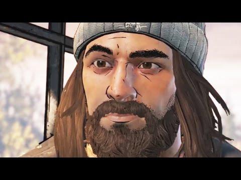 The Walking Dead Episode 2 - All Dialogues - Meet Jesus (Season 3 A New Frontier)