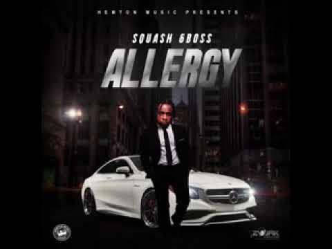 Squash- allergy (official audio)