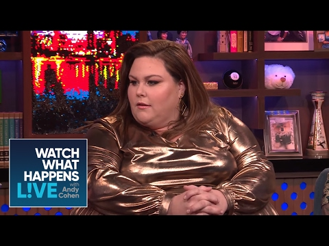 Chrissy Metz Talks Chris Sullivan's 'This Is Us' Fat Suit   WWHL