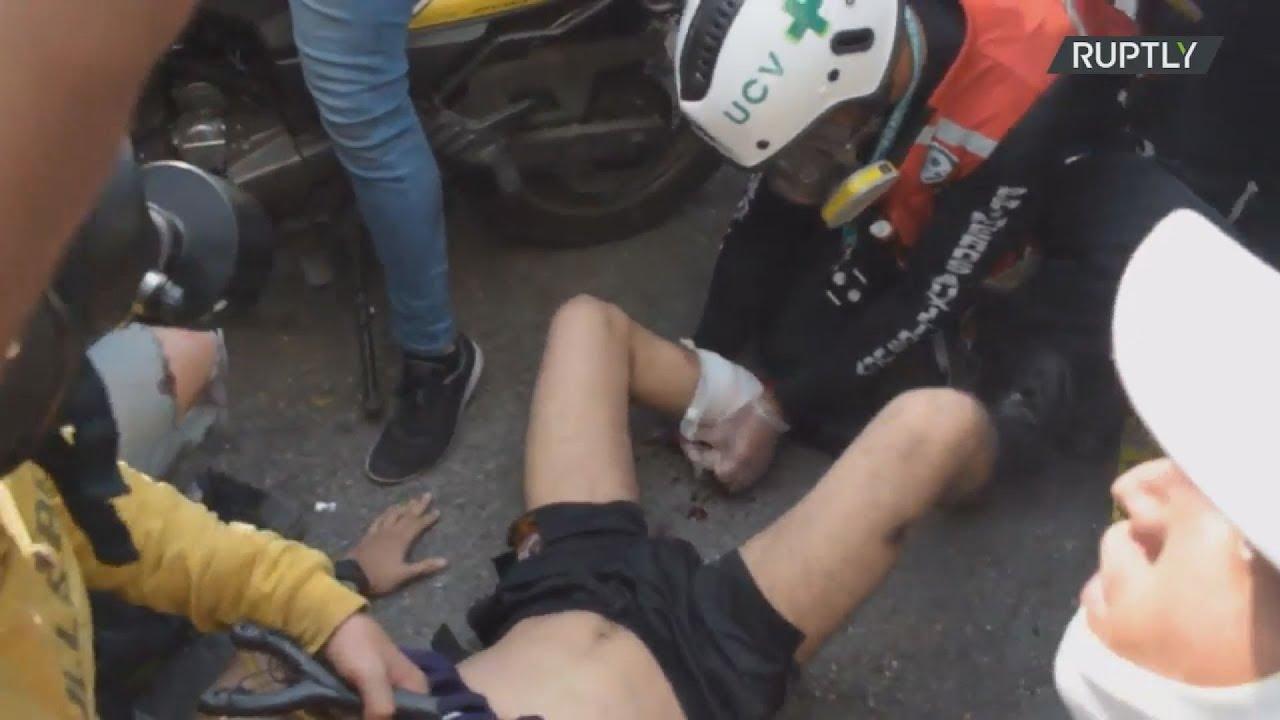 Βενεζουέλα: Νεαρή σκοτώθηκε από σφαίρα σε διαδήλωση της αντιπολίτευσης