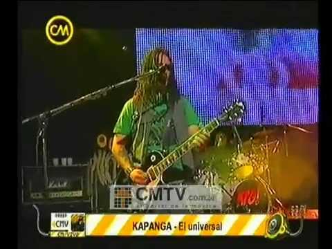 Kapanga video El universal - CM Vivo 2009