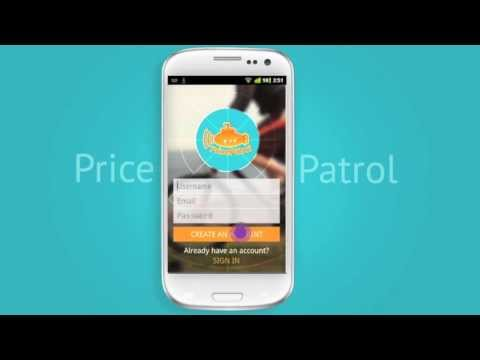 Video of Price Patrol