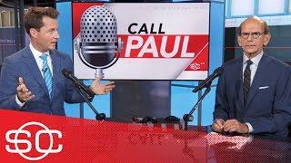 Paul Finebaum on Week 1 college football: Alabama, Tennessee, Maryland | SportsCenter | ESPN