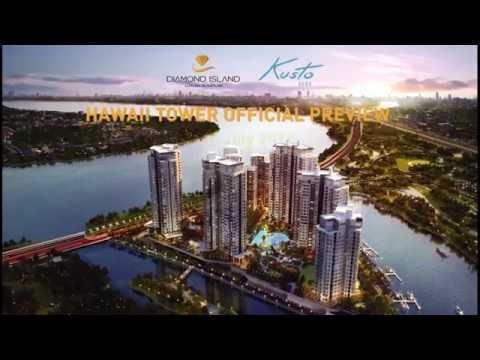 DIAMOND ISLAND - HAWAII TOWER OFFICIAL PREVIEW at INTERCONTINENTAL HOTEL