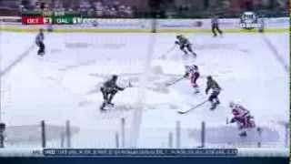 Tomas Tatar makes the Dallas Stars look like fools with the goal of the year. (1/4/14) Tomas Tatar snipes an absolutely beauty vs Dallas Stars