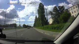 Nizhniy Novgorod pt.2 06/06/2015 (timelapse 4x)