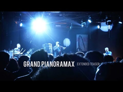 Grand Pianoramax Extended Teaser (Jazz Onze+ Festival 2015)