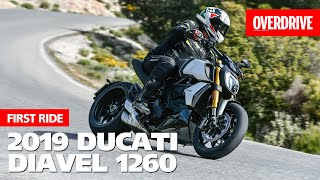 8. 2019 Ducati Diavel 1260 S | First Ride Review | OVERDRIVE
