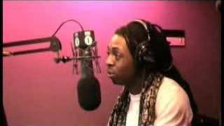 Lil Wayne interview - Westwood