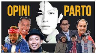 Video OPINI JUJUR PARTO UNTUK KOMEDIAN INDONESIA MP3, 3GP, MP4, WEBM, AVI, FLV April 2019