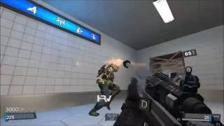 Blacklight Retribution Only BAR Only Headshot 1 VS 1 farajseman