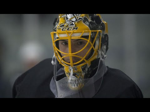 Video: Johnston: Fleury face of Golden Knights