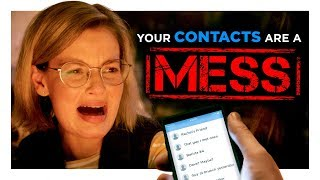Your Contacts List Is A Mess  CH Shorts
