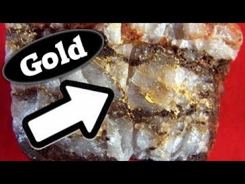 Slim fast - ROCKS and GOLD  !!!! Geology 101. ask Jeff Williams