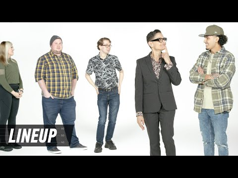 Lesbian Guesses Who's Straight | Lineup | Cut