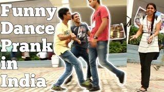 Video Awkward Dance Prank- Prank in India at SRM University(Chennai)-Pranktastic MP3, 3GP, MP4, WEBM, AVI, FLV April 2018