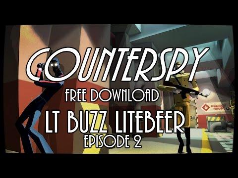 CounterSpy - 1950's Cold War Beatdown - Episode 2 - Lt Buzz Litebeer