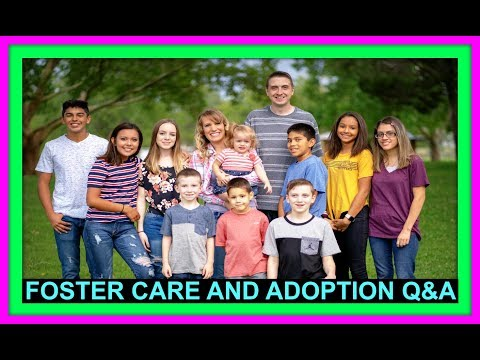 JAMIE Q&A PART 1 | FOSTER CARE AND ADOPTION Q&A