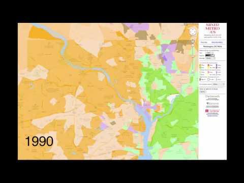 Eine interaktive Web-Based Atlas der Segregation and Diversity Richard Wright, PhD