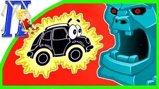 #Мультик ИГРА для детей - #Машинка ВИЛЛИ в поисках любимой